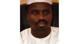 Le gouverneur Adam Nouky Charfadine