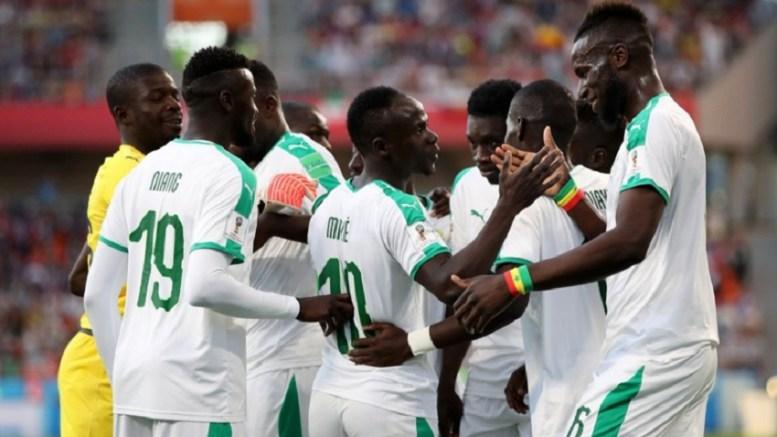 Des larmes au Sénégal