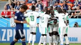 Japon et le Sénégal
