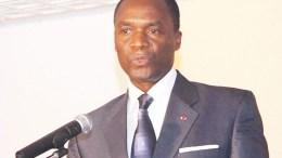 Joseph Béti Assomo, le ministre des armées
