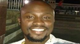 Le Sénégalais abattu