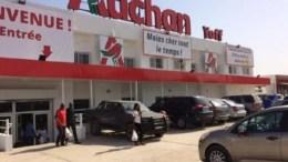 Auchan au Sénégal
