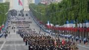 La fête nationale de France