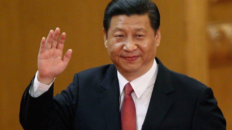Le président de la Chine