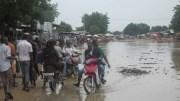 N'djamena dans l'eau