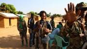 Un des groupes rebelles en Centrafrique