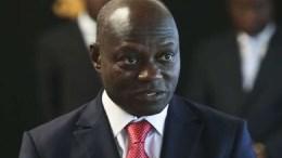 José Mario Vaz, président de la Guinée Bissau