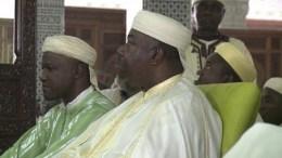 Le président Ali Bongo fête la Tabaski
