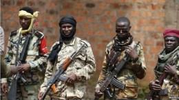 les rebelles centrafricains