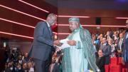 Le président Ali Bongo Ondimba reçoit le rapport sur la task force éducation
