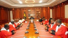 Le rapport de la Cour des comptes chez le président Ali Bongo Ondimba