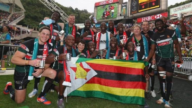 Le Zimbabwe champion de rugby
