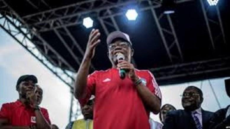 Maurice Kamto