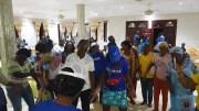 Tony Ondo Mba fête la victoire