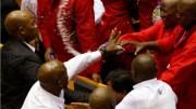 bagarre entre deux députés centrafricains