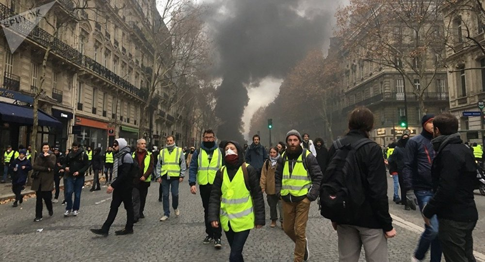 Trump attaque de nouveau l'accord de Paris | États-Unis — Gilets jaunes