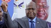 Félix Tshisekedi, le nouveau président