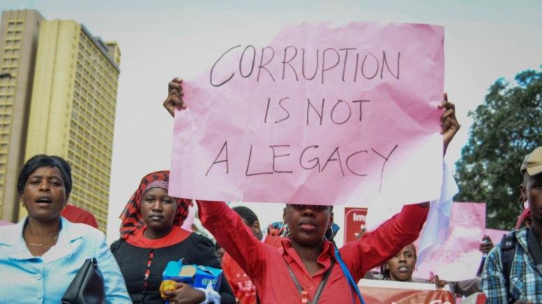 Transparency International Corruption