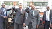 Denis sassou nguesso Joseph Kabila