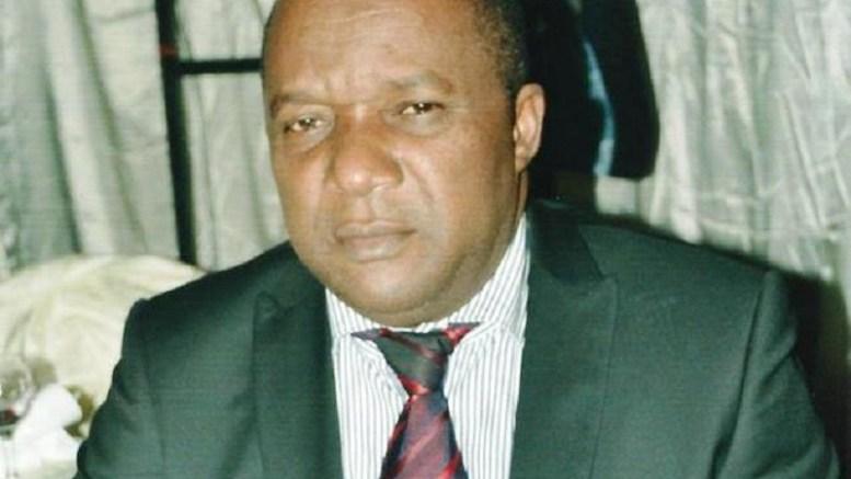 Léandre Zue, le nouveau Maire de Libreville