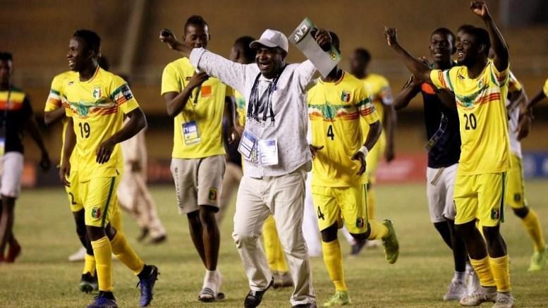 Le Mali remporte la CAN U20