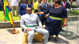 Brice Landry Nguema, 1er maire adjoint du 2ème arrondissement d'Akanda