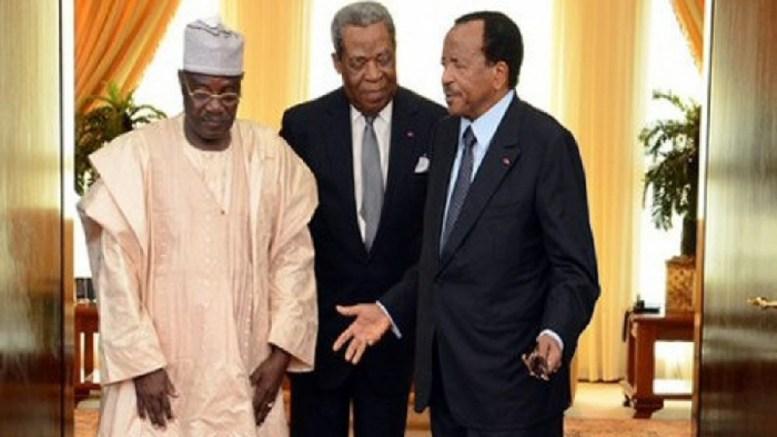 Cameroun hommes politique