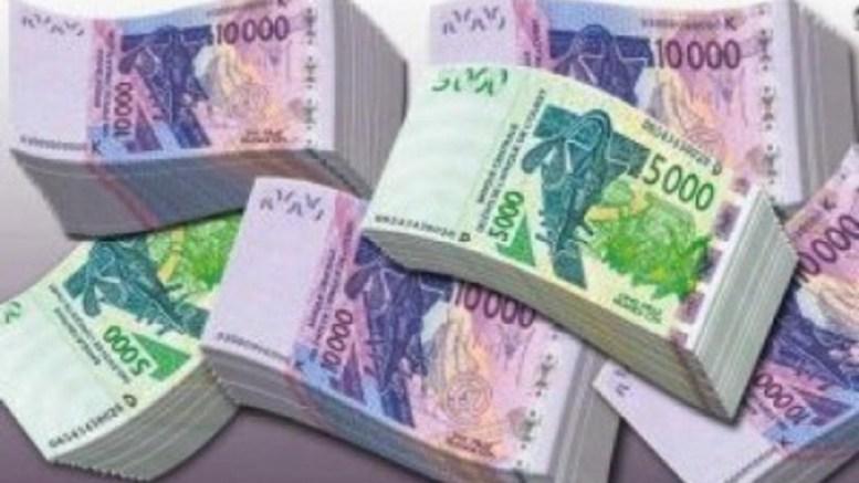 Billets-CFA burkina