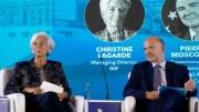 Christine Lagarde, Pierre Moscovici