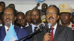 Les politiques en Somalie