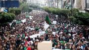 Manifestations en Algerie