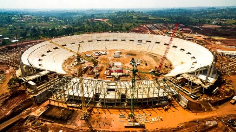 Stade Paul Biya.