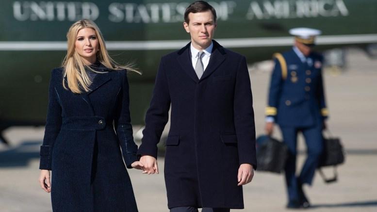 Ivanka Trump et Jared Kushner,