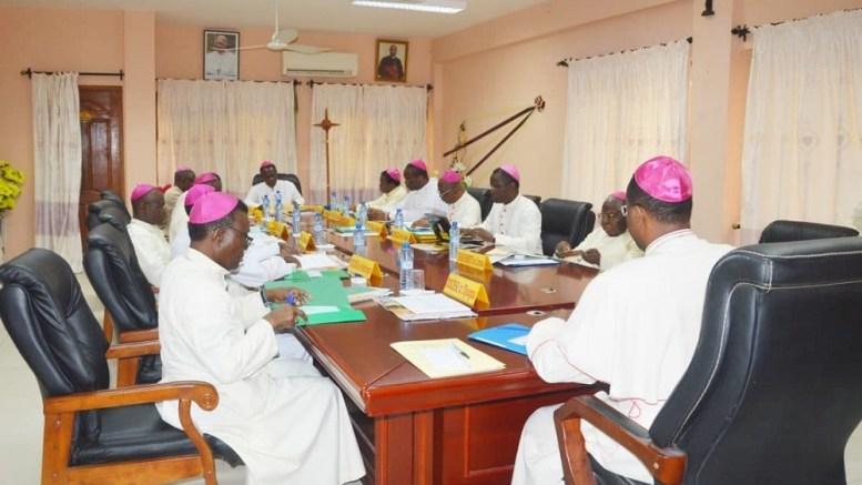 Les évêques du Bénin