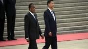 Pekin et RDC