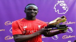 Sadio boot golden