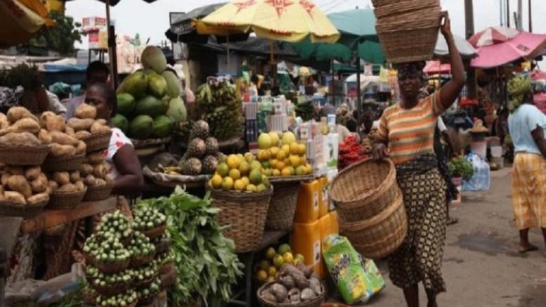 Tchad Denrée alimentaire