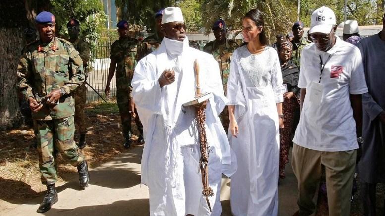 Yahya Jammeh G