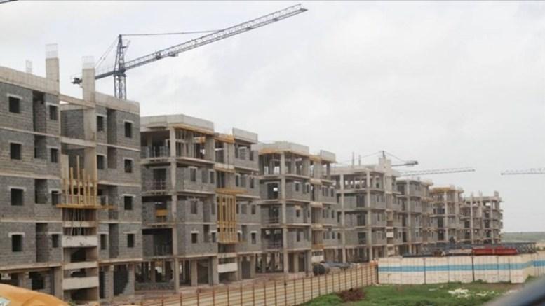 logements au Kenya