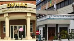Fusion BVMAC Douala Stock Exchange