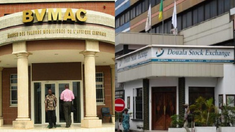 Fusion BVMAC Douala Stock Exchange