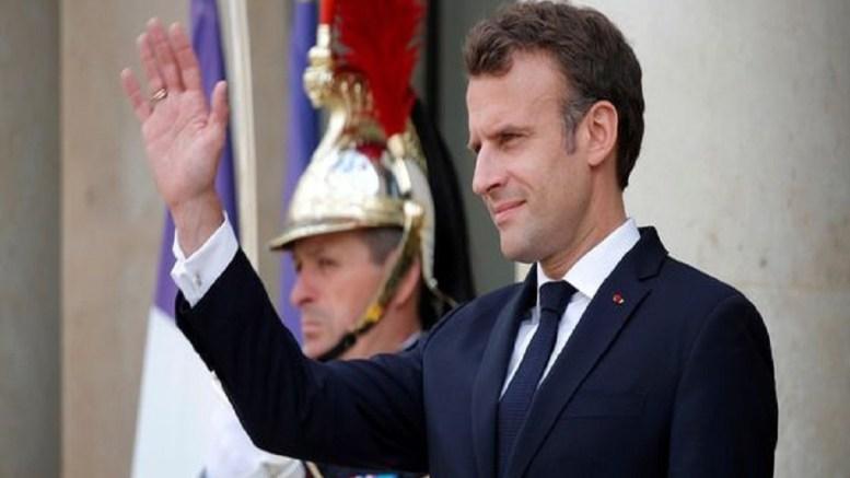 Macron rend hommage à Pompidou