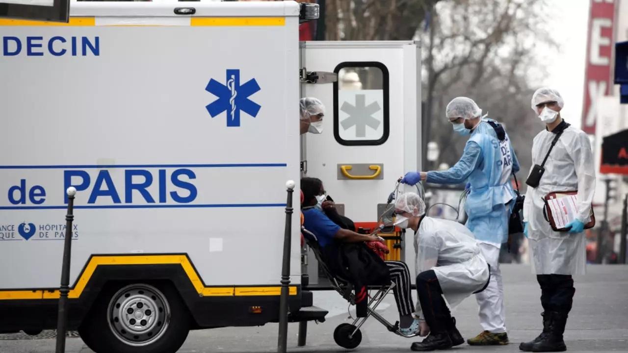 Coronavirus en France: l'épidémie continue de gagner du terrain