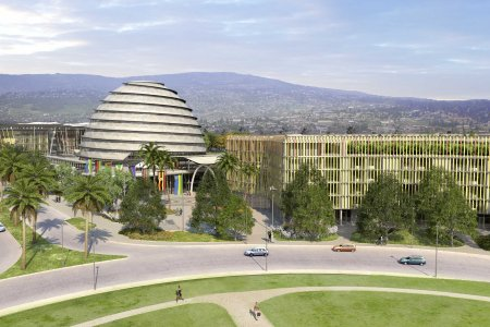 Kigali Convention Centre for Business