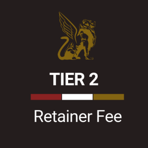 Retainer Fee Tier 2