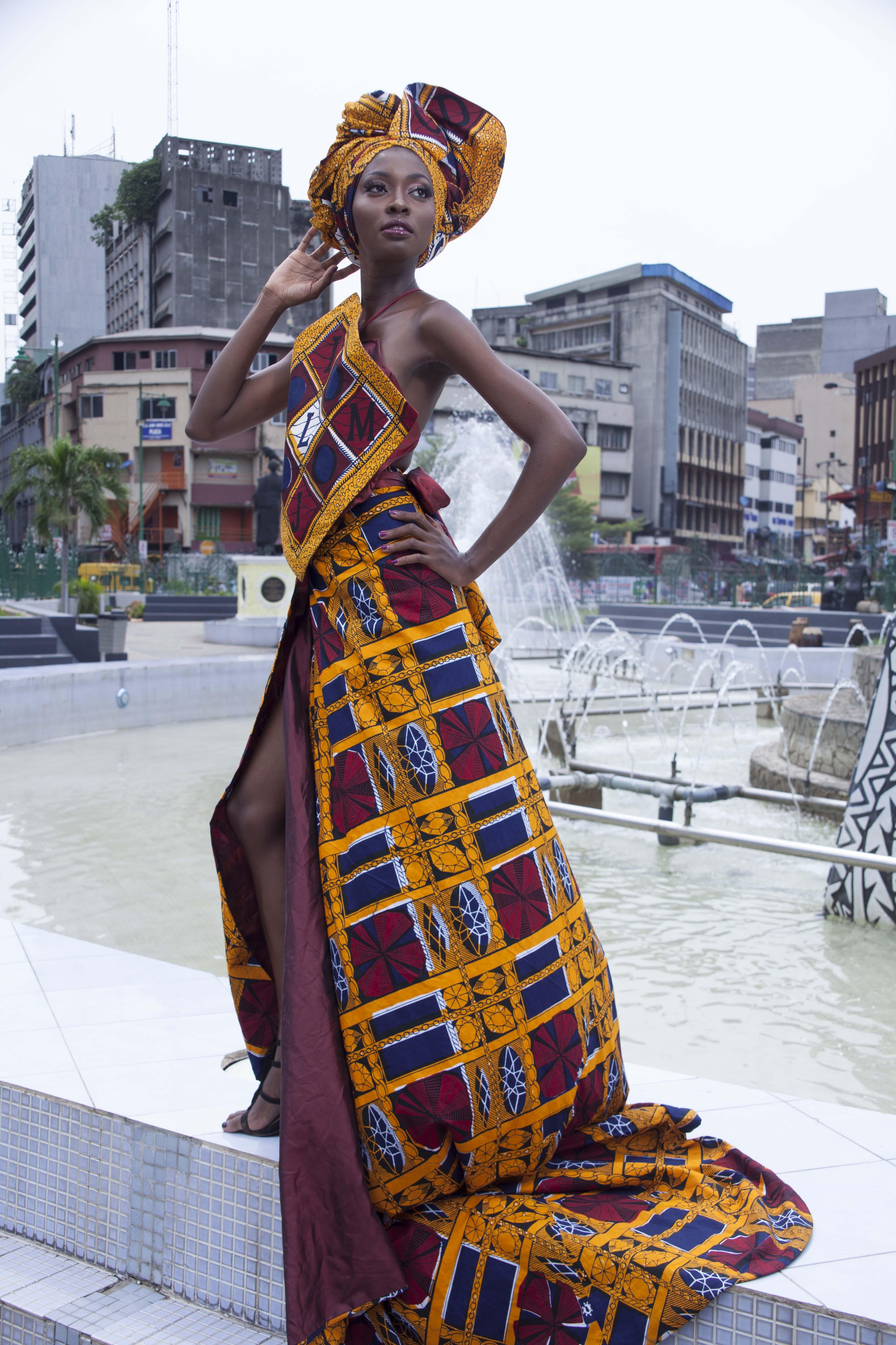 Veteran Actor Olu Jacobs Commends Africa Fashion Week Nigeria 2017 Afrika Fashion League