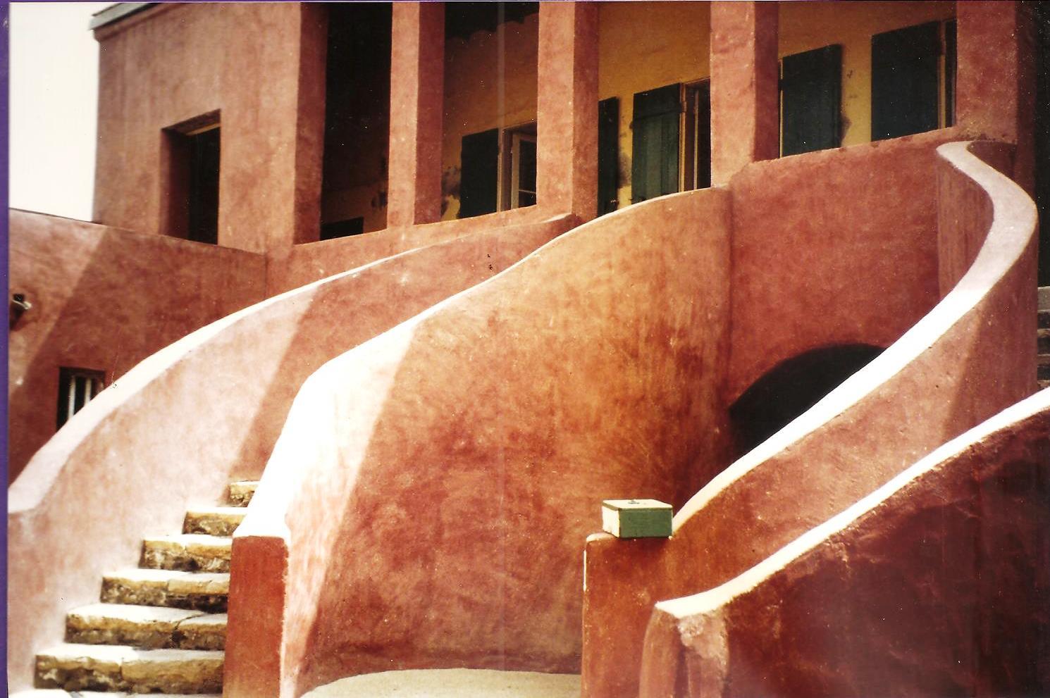 Insel Gorée -Faszination Afrika