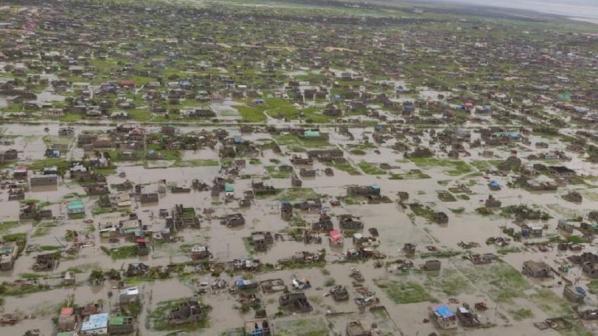 Cyclone Idai in Beira
