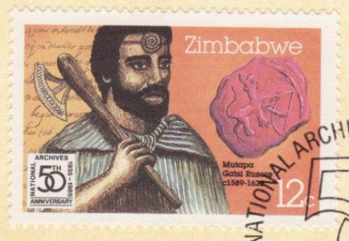 African Kingom Of Mutapa Monomatapa Empire