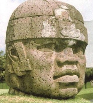 olmecs africans in meso america